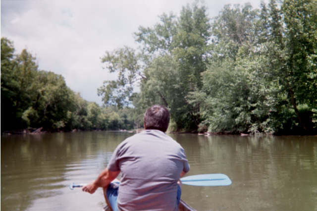 canoe trip 2
