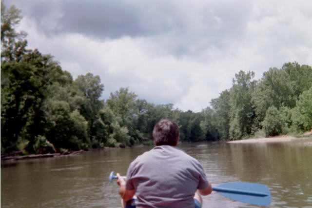 canoe trip 1